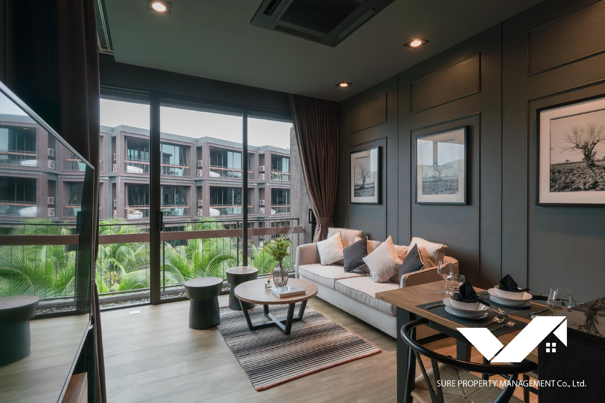 1 Bedroom  Bee Pang  Saturdays Residence By Sure