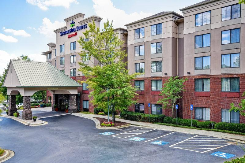 SpringHill Suites Atlanta Buford Mall Of Georgia