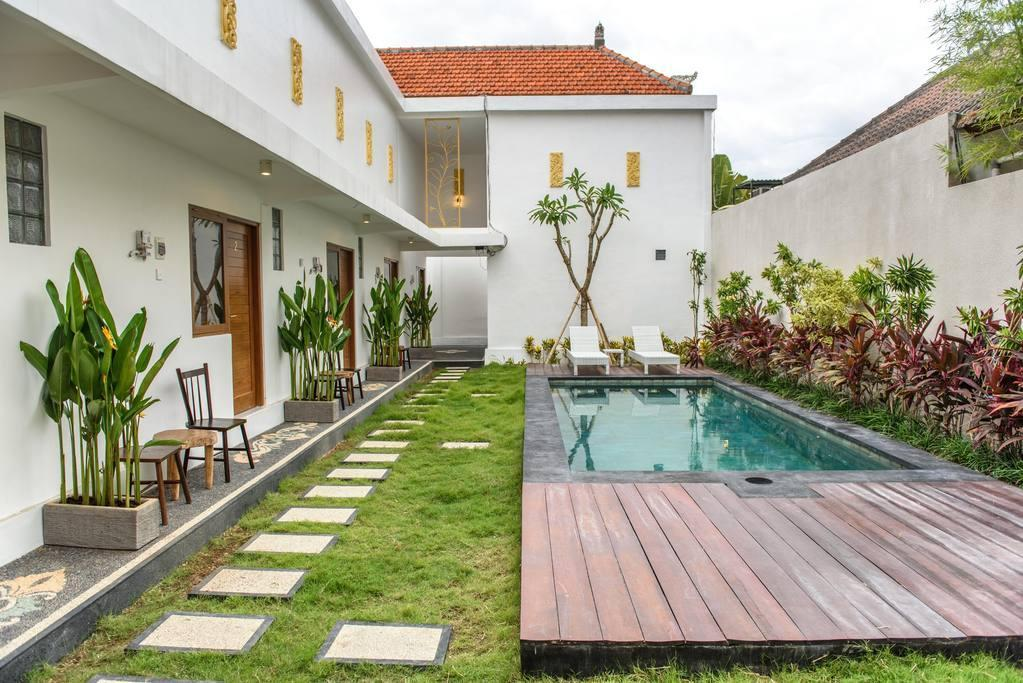 Hotels Review: 1Bedroom Apartment #1 at Seminyak & shared Pool – Rates, Pictures & Deals