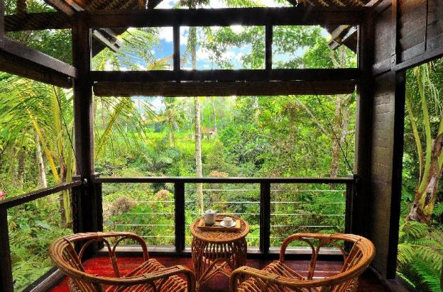 A Unique Villa in authenticity Balinese Atmosfer