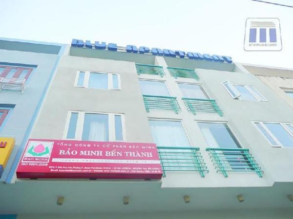 Blue Apartment Ho Chi Minh City