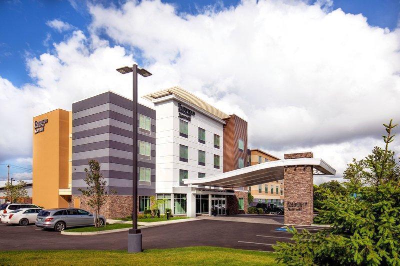 Fairfield Inn And Suites Boston Walpole