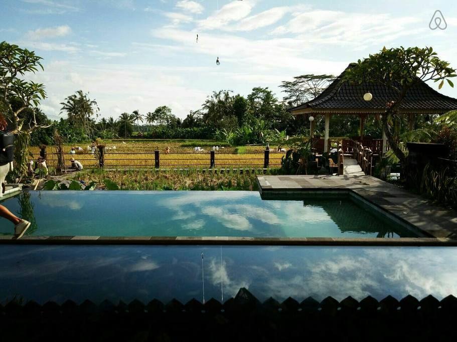 Price Uma Caming Villa with infinity swimming pool