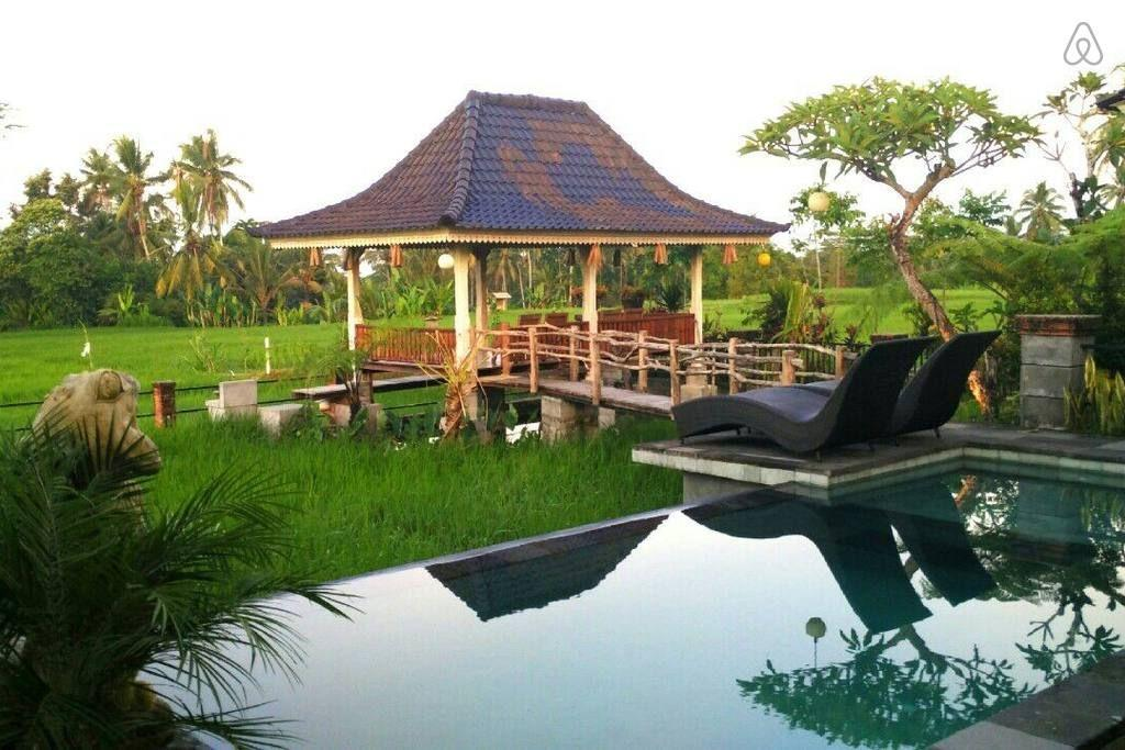 Discount Uma Caming Villa with infinity swimming pool