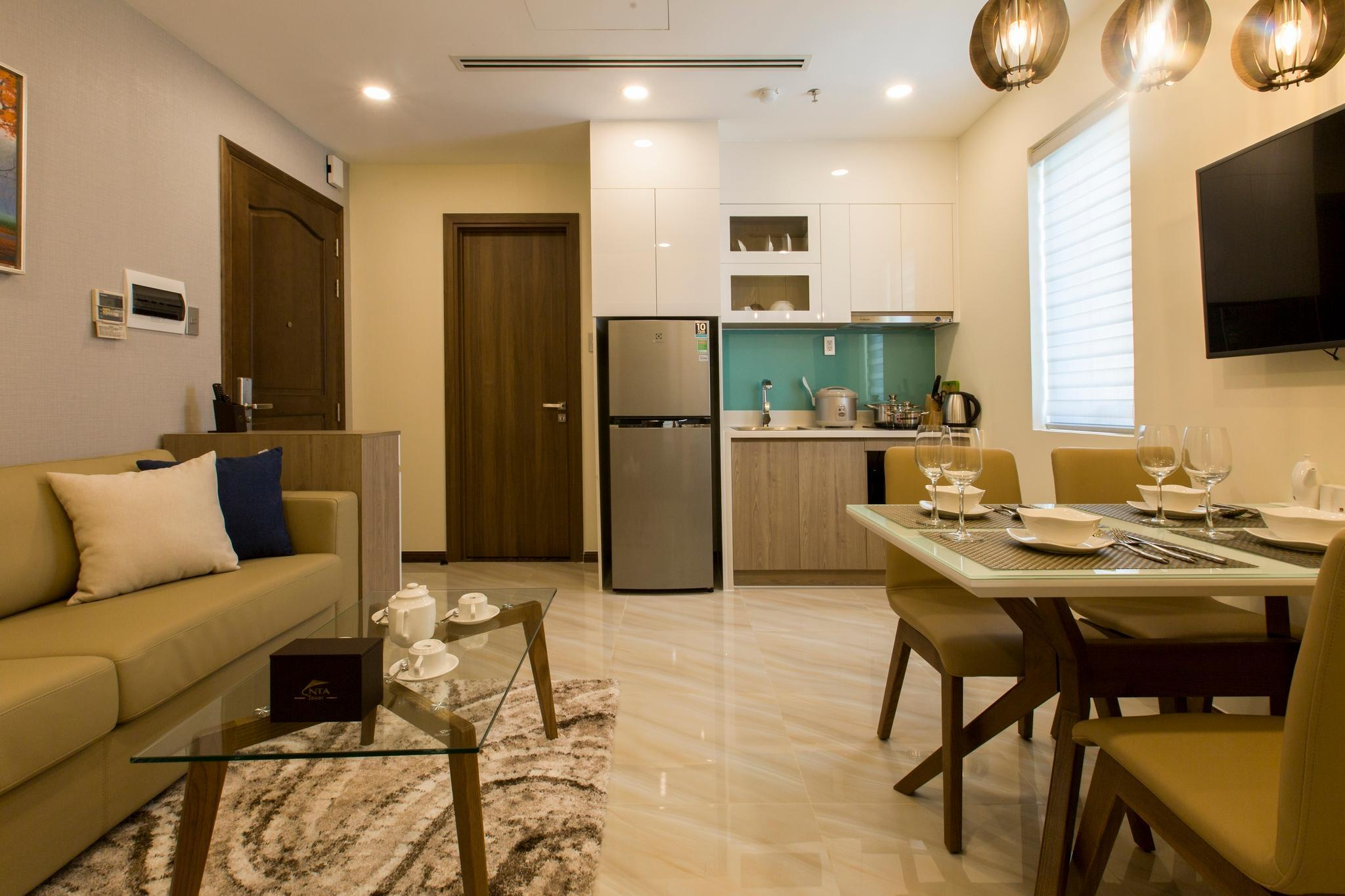 NTA Junior Suite With Japanese Door And City View