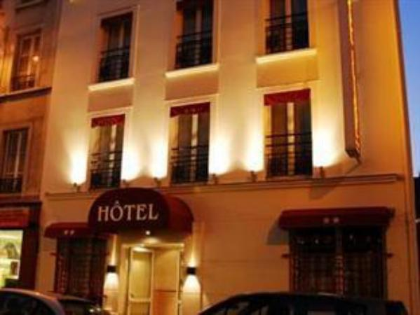 Hotel Iliade Montmartre Paris