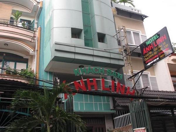 Anh Linh Hotel Ho Chi Minh City