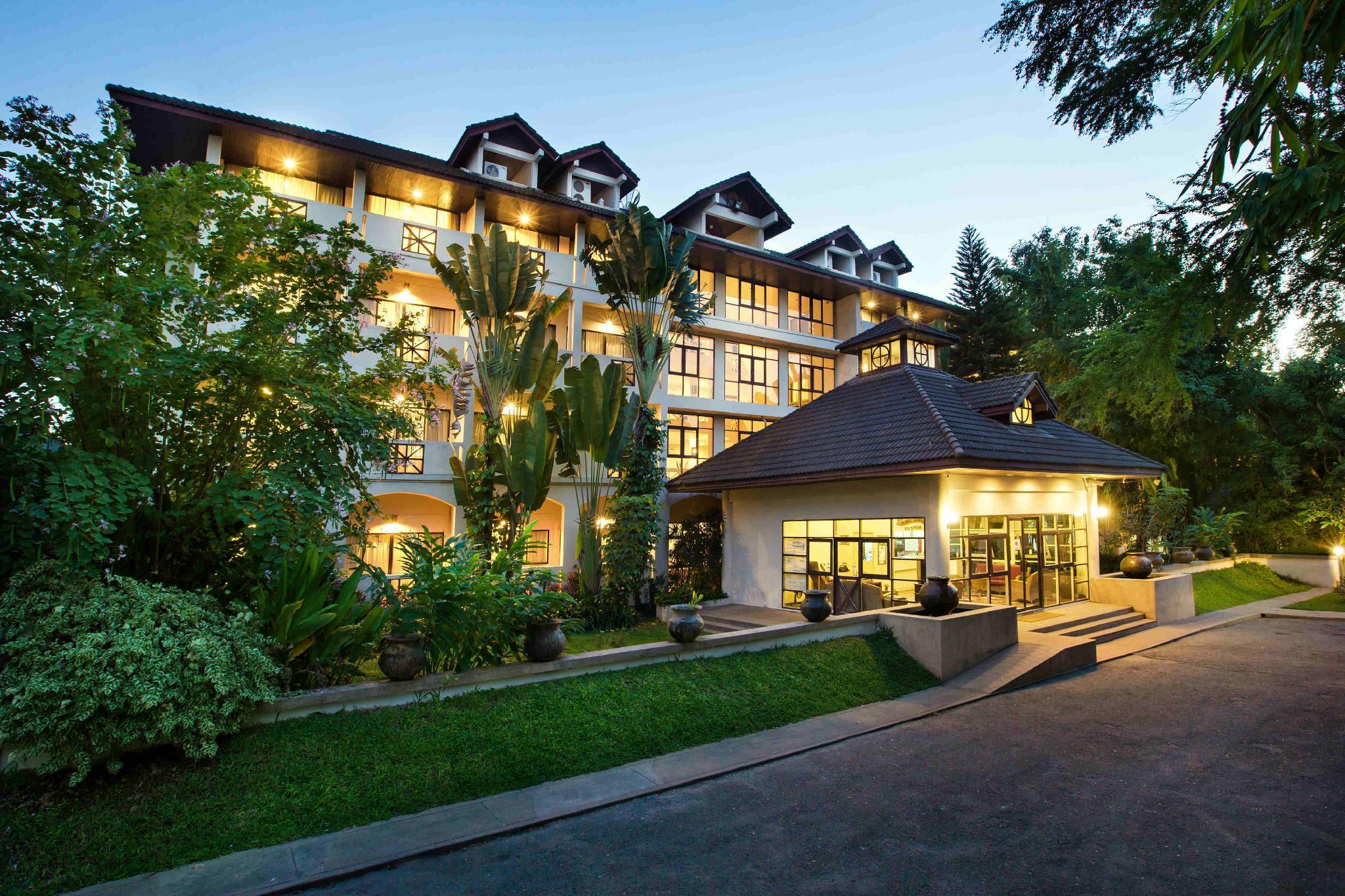 เช็คห้องว่าง โรงแรมยูเรเซีย เชียงใหม่ (เชียงใหม่) รีวิว Pantip