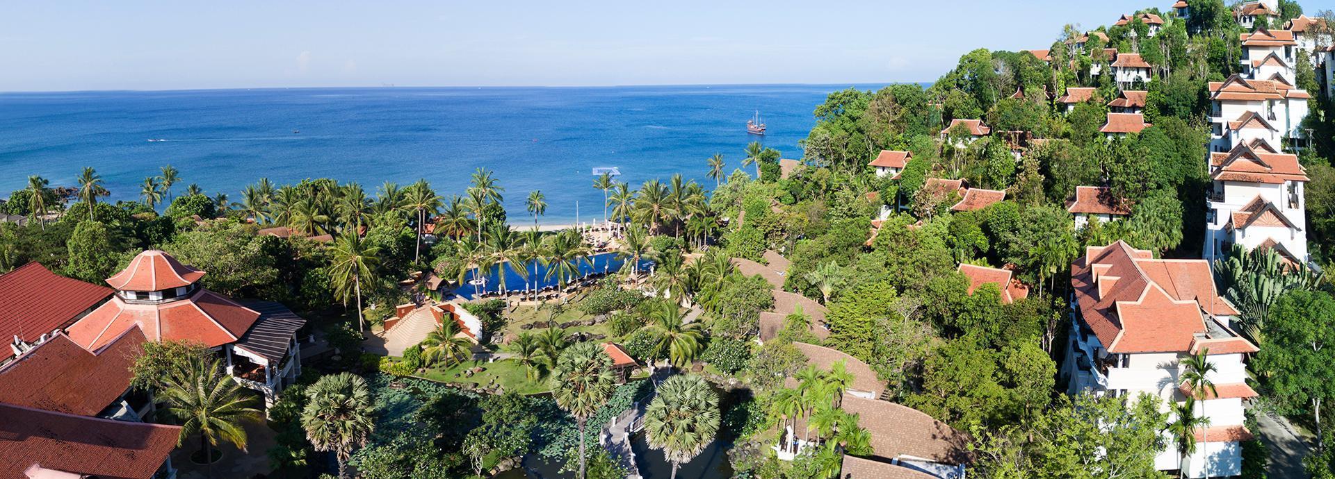 Rawi Warin Resort & Spa รวิวาริน รีสอร์ท แอนด์ สปา