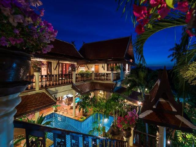 บ้านศรีจันทร์ วิลลา รีสอร์ต – Baan Sijan Villa Resort