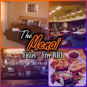 梅奈汽车旅馆酒店 (The Menai Hotel Motel)