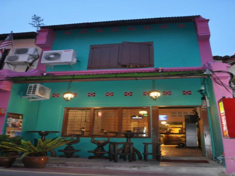 Fernloft Malacca The Heritage Hostel