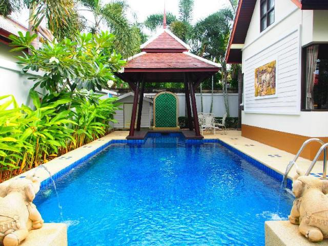 เคทีเค กรีนวิลล์ พูล วิลลา – KTK Greenville Pool Villa
