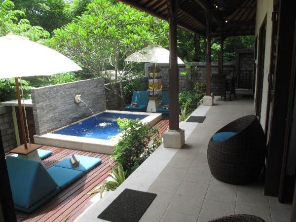 Kubu Sari Villa Lembongan Bali