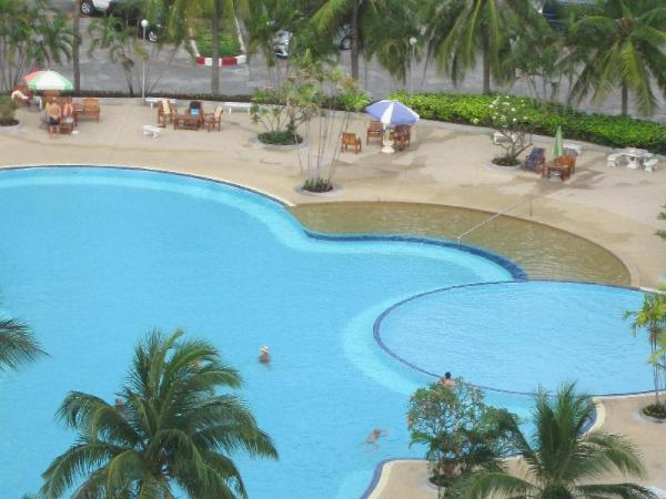 View Talay 1 by Pete Serviced Apartment Pattaya
