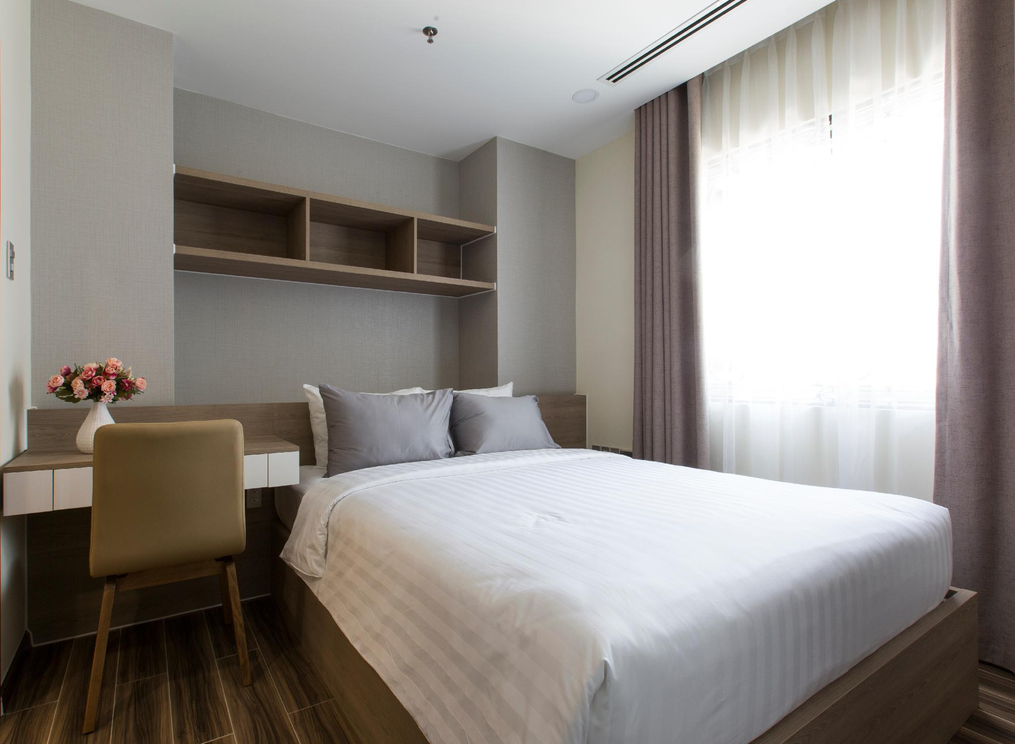 NTA Tower 1 Bedroom Junior Suite With Park View