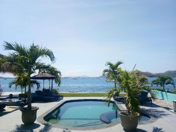 Villa Pemandangan Lombok
