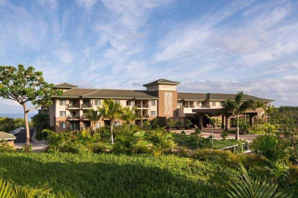 Residence Inn Maui Wailea Maui Hawaii