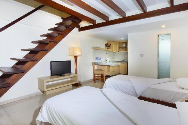 Family 1 Bedroom Apt #4 Adult #Legian-Kuta