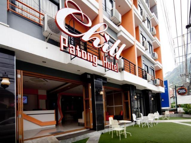 โรงแรมชิลล์ ป่าตอง – Chill Patong Hotel