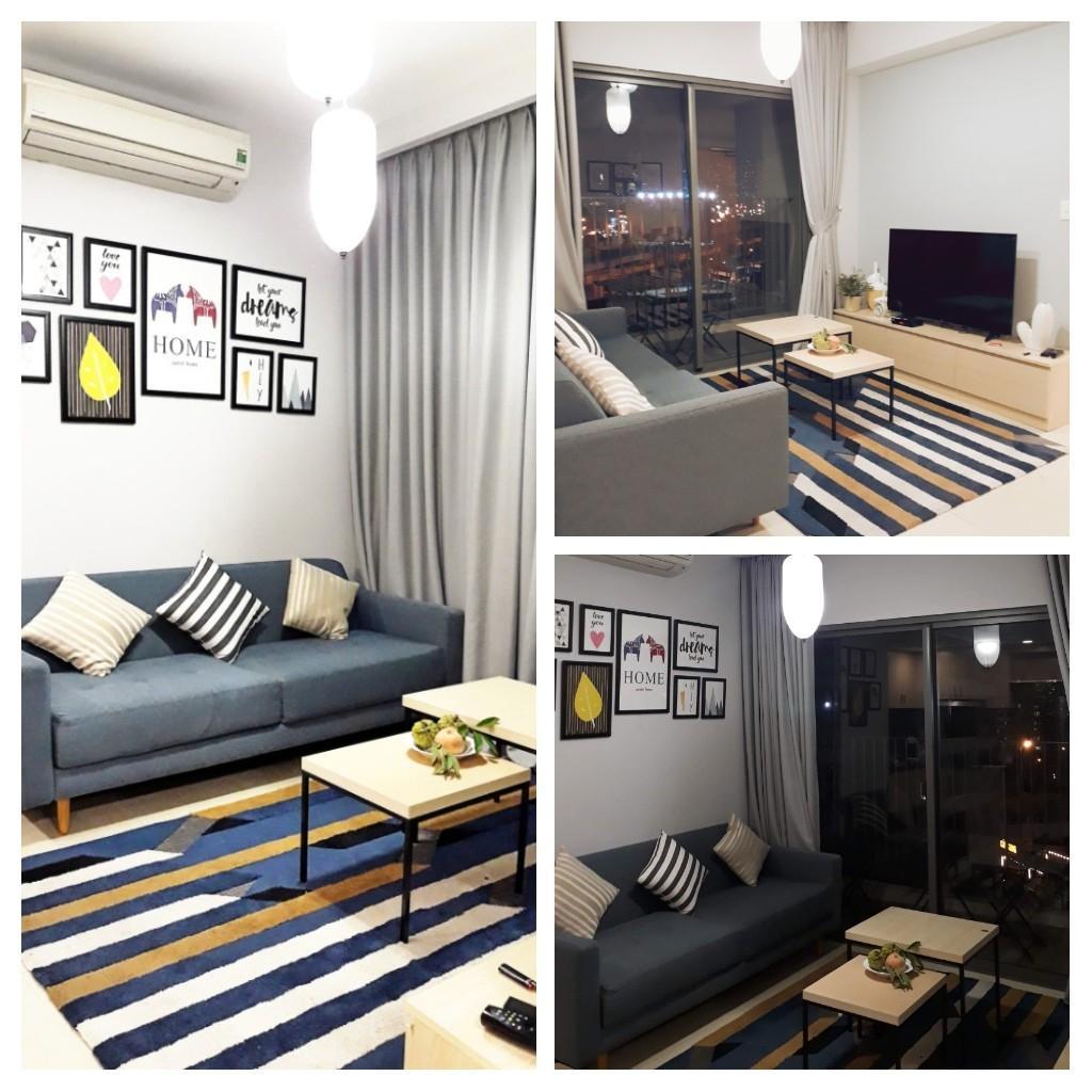 Cozy Apartment In Masteri With Landmark 81 View
