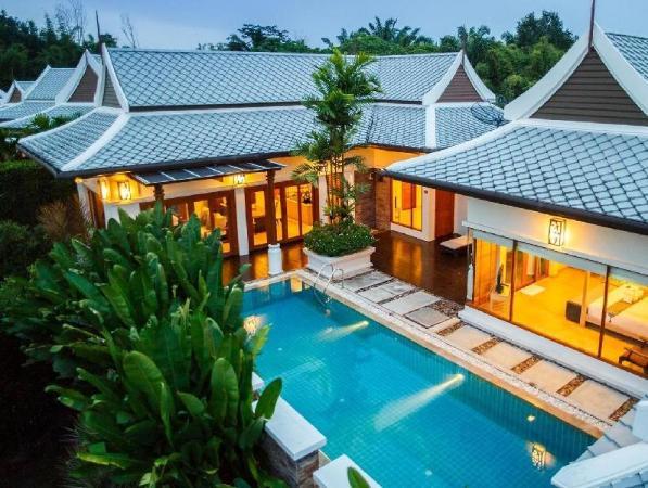 Pimann Buri Pool Villas Ao Nang Krabi Krabi