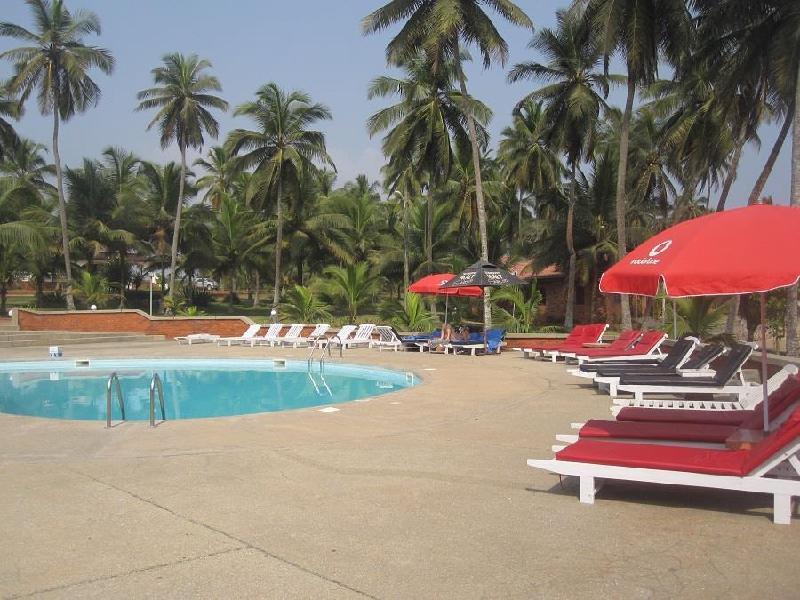 Coconut Grove Beach Resort Hotel Cape Coast