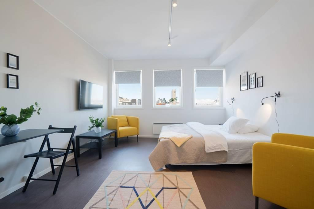 Brand New Studio Apartmens In Troms� Centre