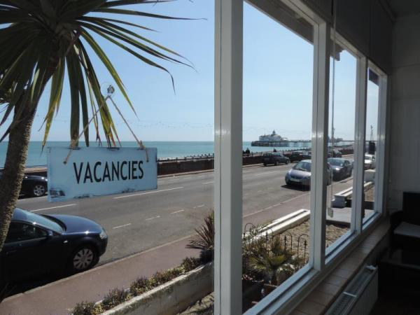 Beach Front Guest House Eastbourne