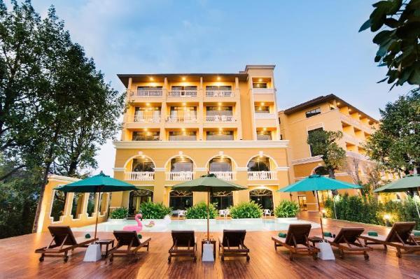 The Pineapple Hotel Krabi