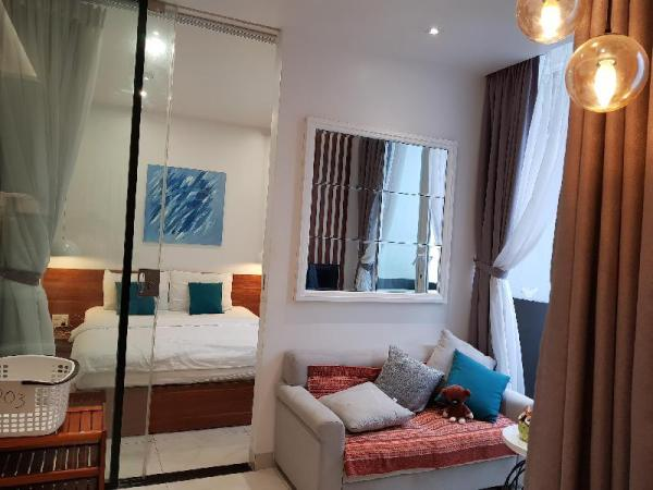Apartment for rent 1 bedroom  Ho Chi Minh City