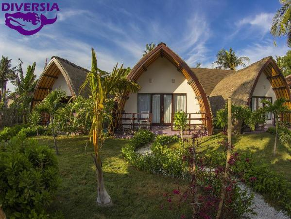 Diversia Diving Club and Bungalows Lombok