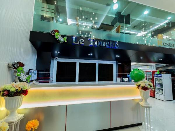 Le Touché Hotel Pratunam Bangkok