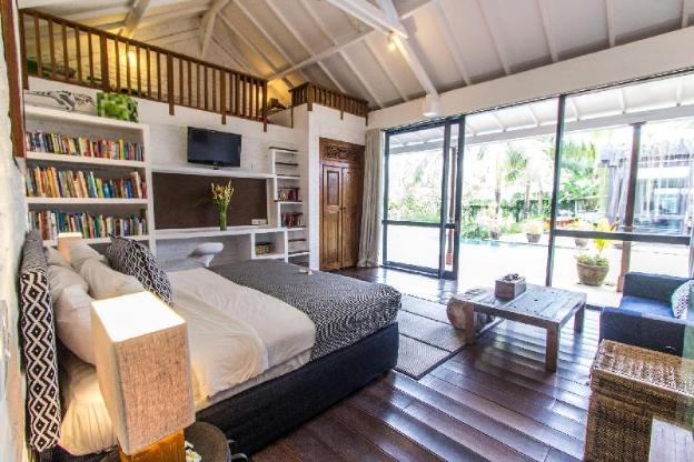 Fully-equipped modern villa in Umalas