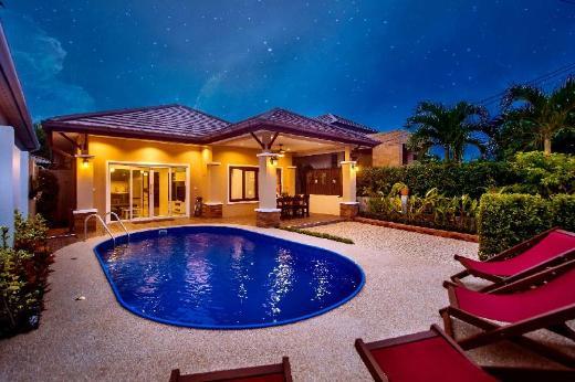 Ao Nang Symphony private pool villa