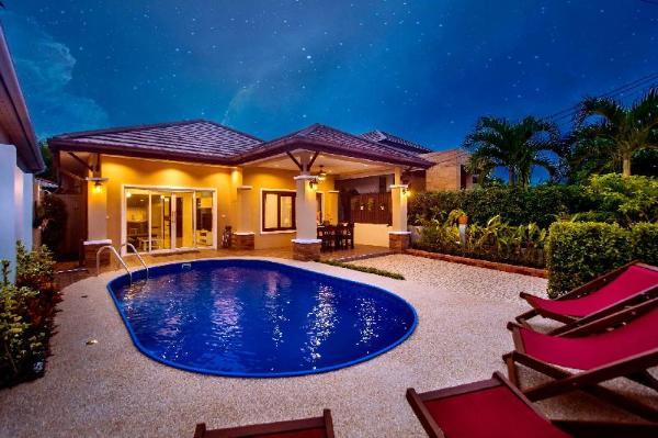 Ao Nang Symphony private pool villa Krabi