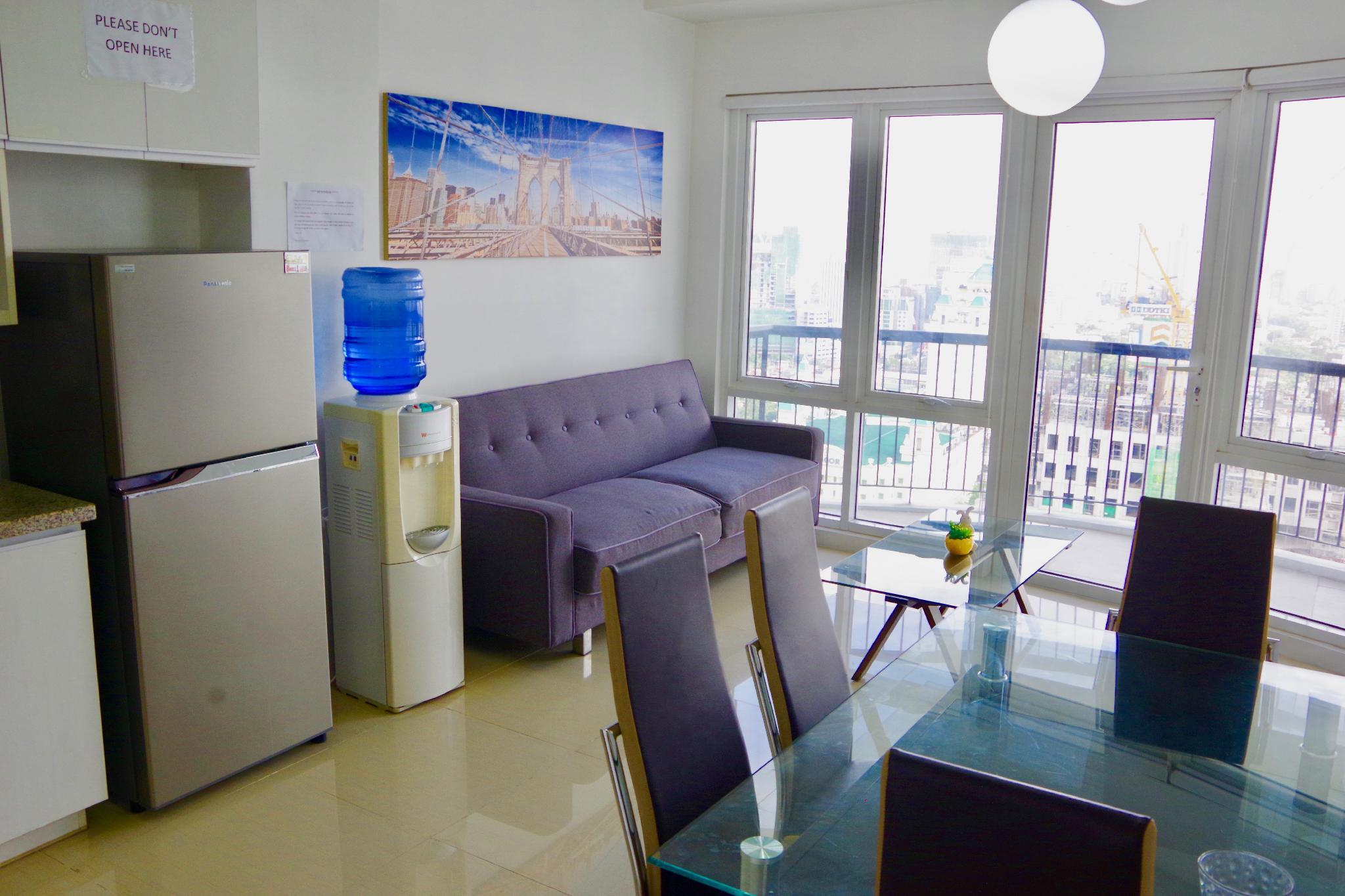CC 2401E Dreamy 1BR With Balcony In IT Park