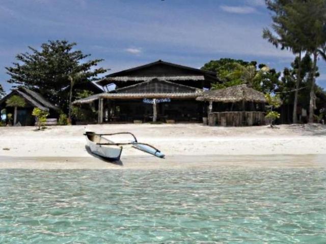 บลู ทรีปส์ การ์เด้น บีช รีสอร์ท – Blue Tribes Garden Beach Resort