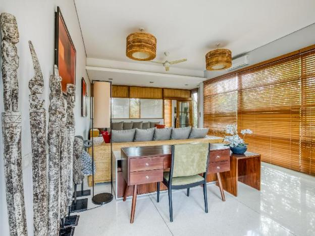 Large 3 Bedrooms Villa by Berawa Beach with Gym