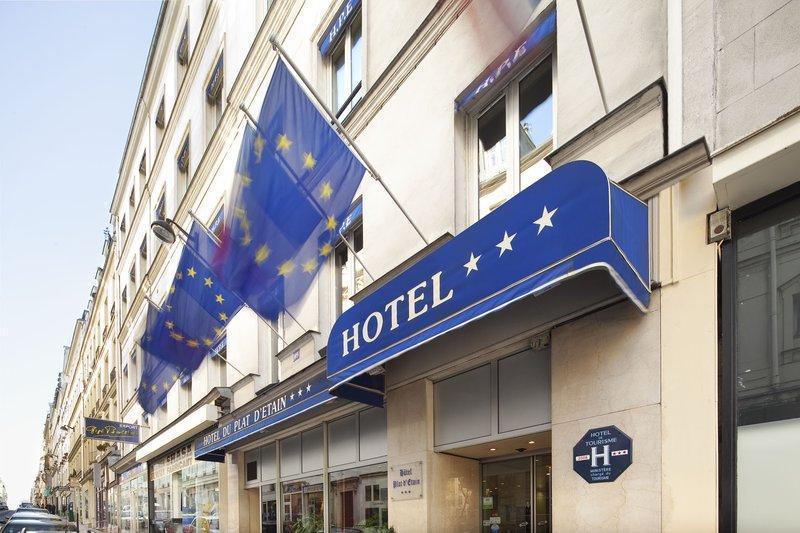 Hotel Du Plat d'Etain