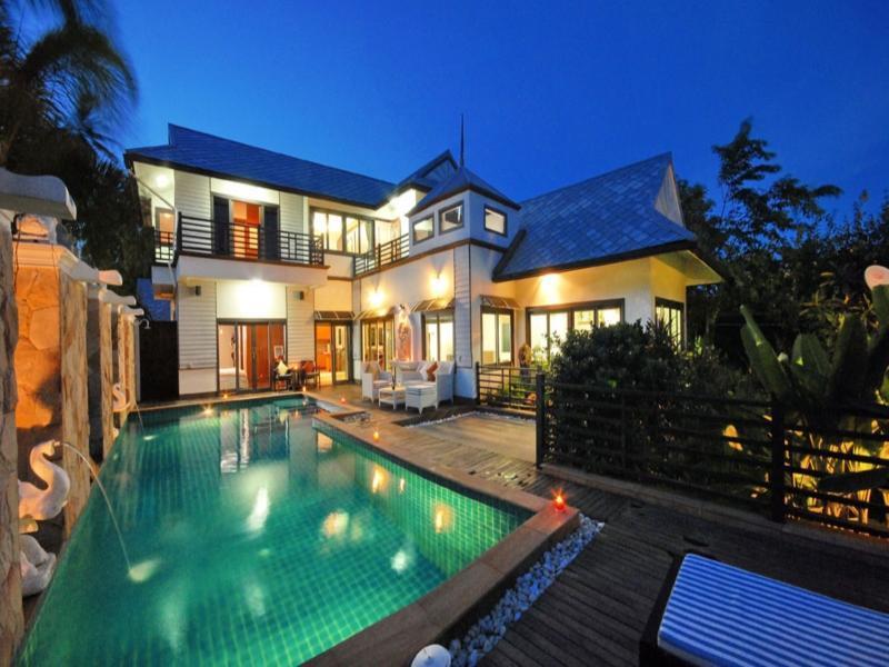 Paradise Samui Villa พาราไดซ์ สมุย วิลลา