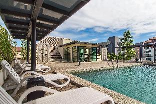 %name Luxe Residence Modern 9 Bed Rooftop Pool Villa พัทยา
