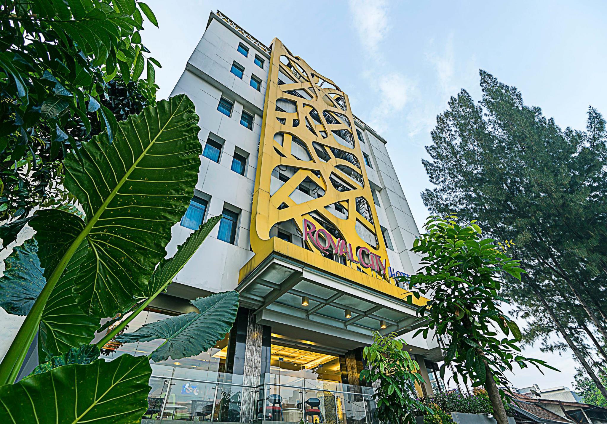 Royal City Hotel Tomang Jakarta