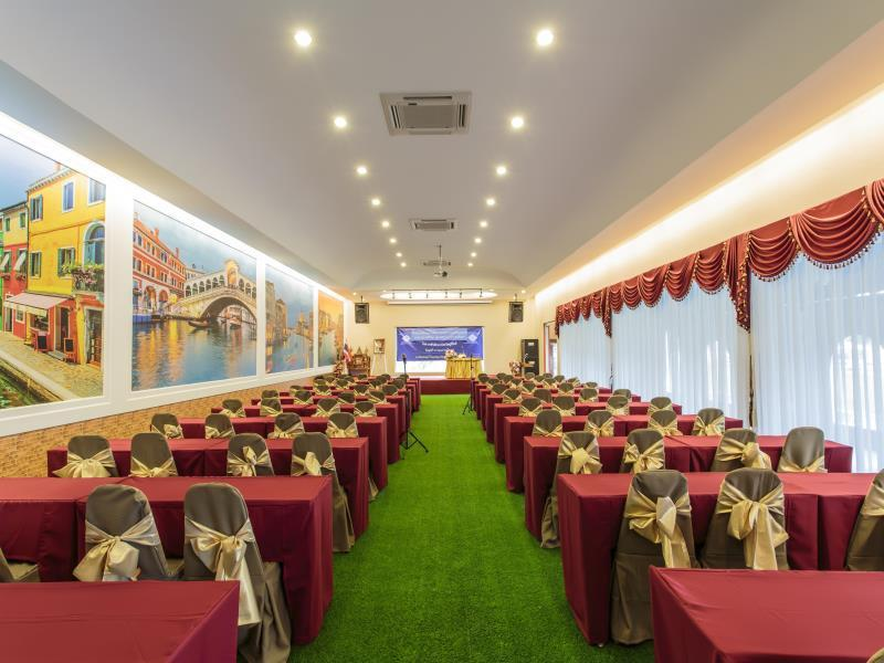 Thada Chateau Hotel ธาดา ชาโตว์ บุรีรัมย์