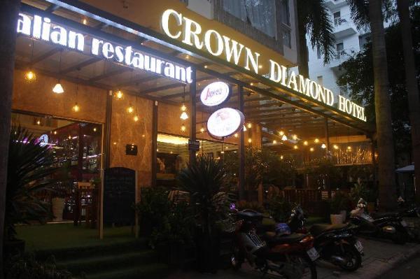 Crown Diamond Hotel Phu My Hung District 7 Ho Chi Minh City