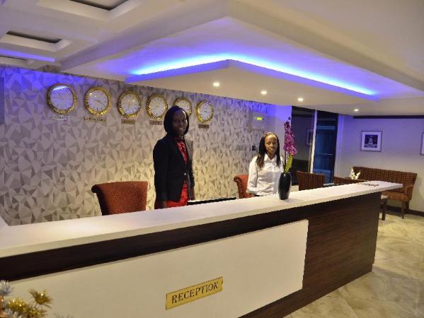 Cloud Hotel & Suites Nairobi