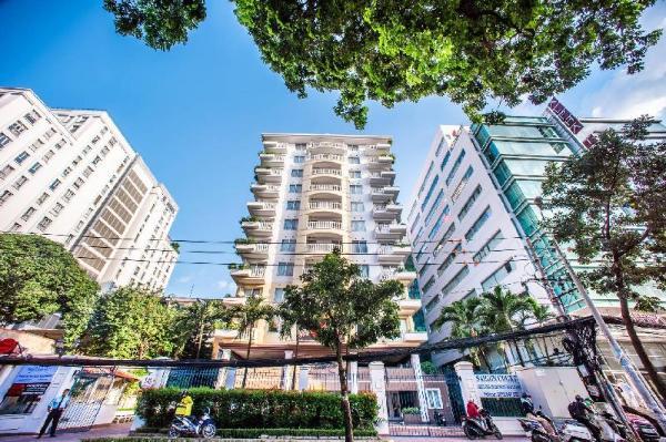 Saigon Court Serviced Apartment Ho Chi Minh City