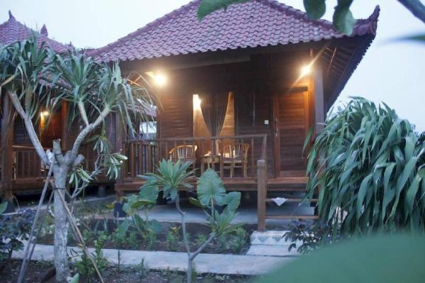 Smooth Garden in Lembongan Bali