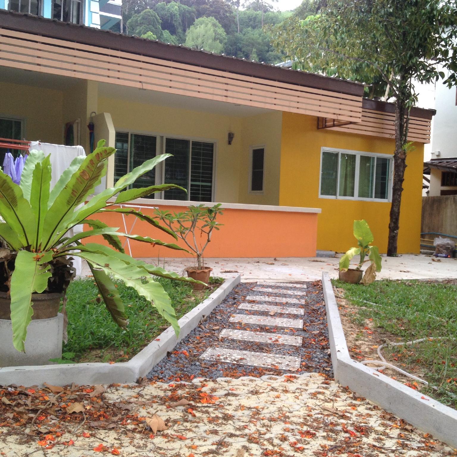 Kathu Waterfall Bungalow  2 Room  50sqm