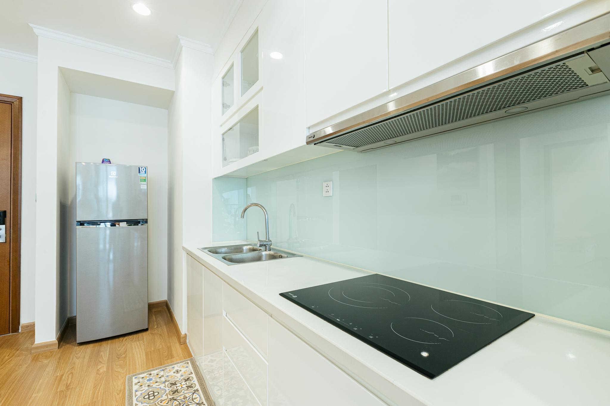 The March House No.2 * 2 Bedrooms * Park Premium